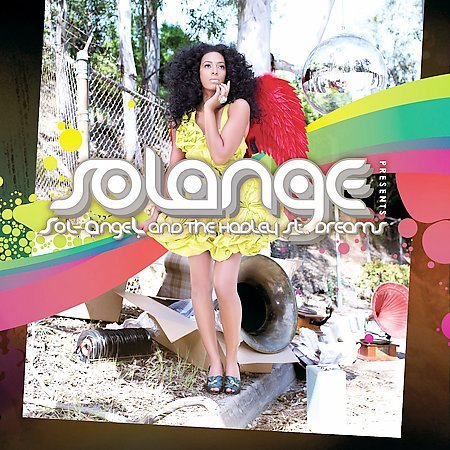Sol-Angel and the Hadley Street Dreams - Solange (Geffen/Polydor)
