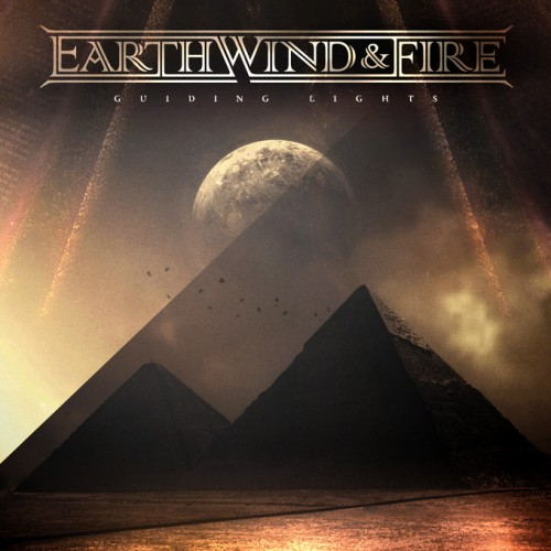 """""""Guiding Lights"""" - Earth, Wind & Fire (Sony/Legacy)"""