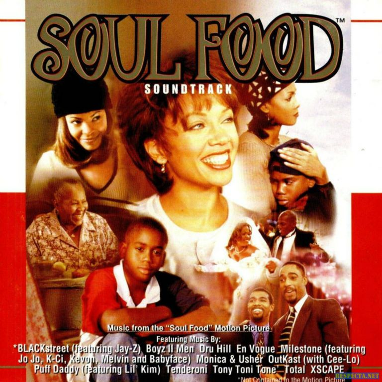 Soul Food Sountdrack - (LaFace)