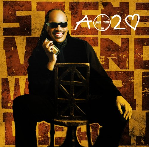 A Time to Love - Stevie Wonder (Universal)