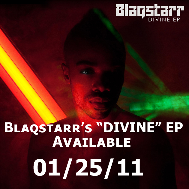 This Just Mixed: Blaqstarr – The Devine EP