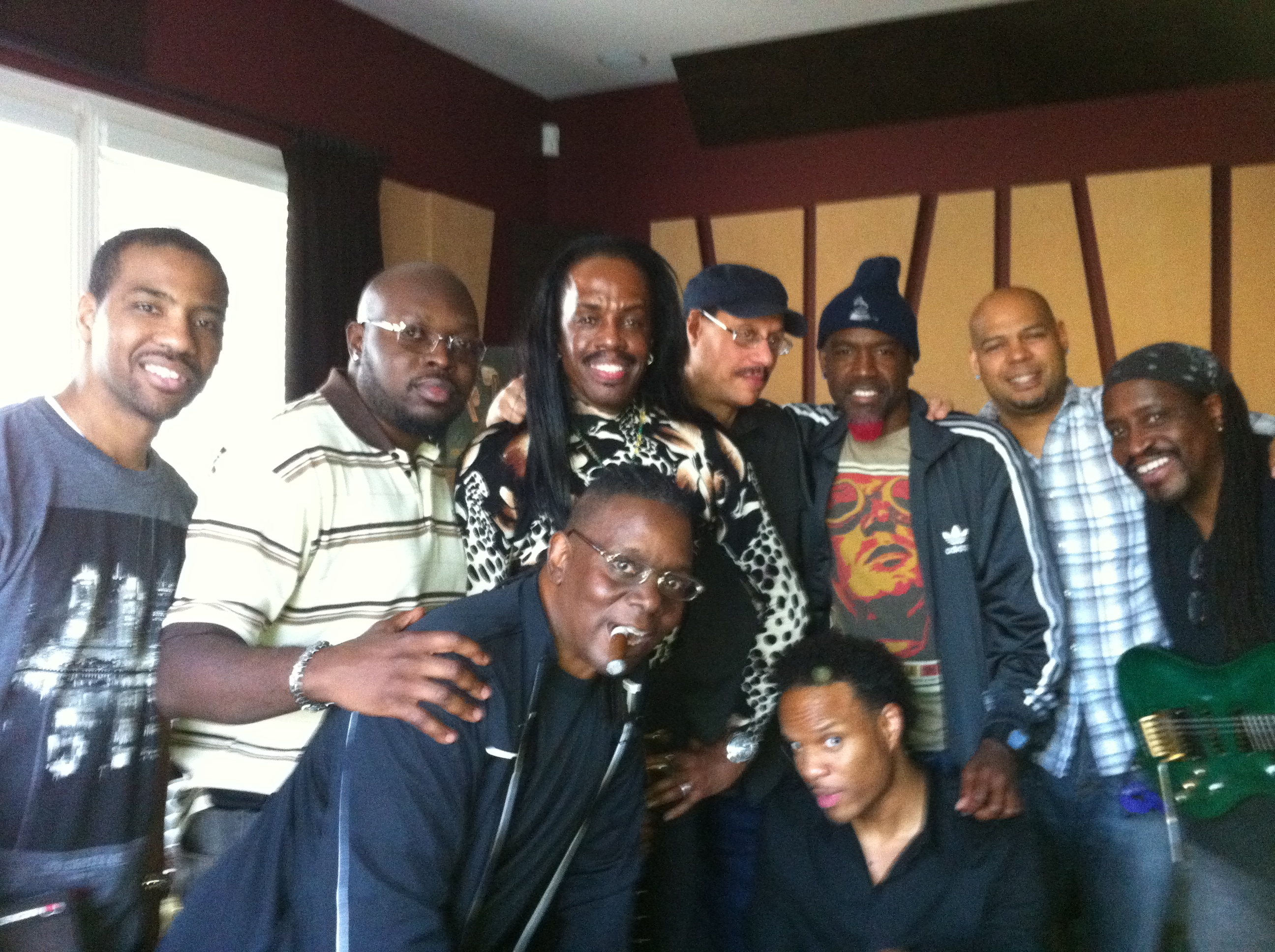 FYU & BCMG making magic with EWF