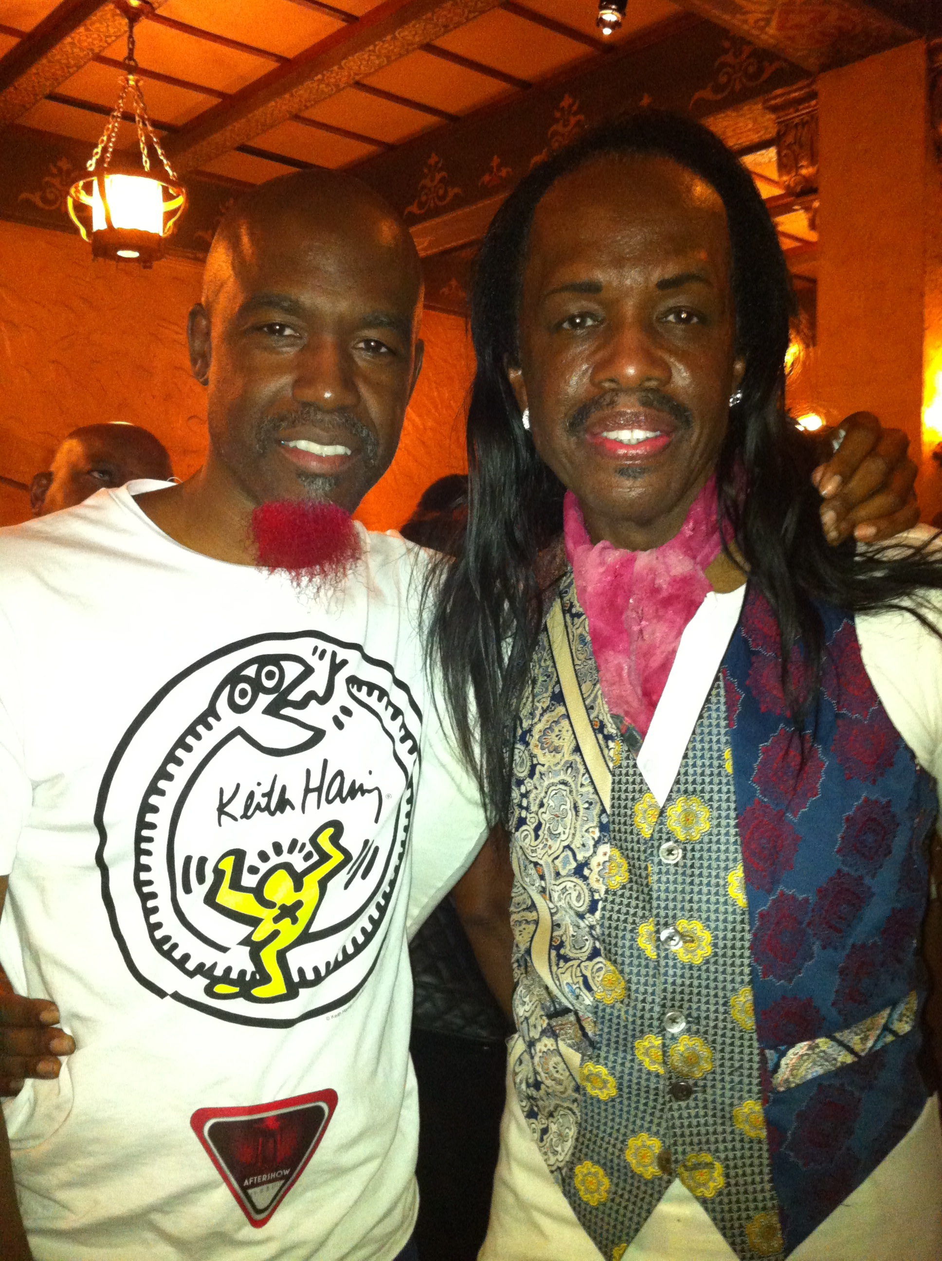 Neal & Verdine White @ the Fox Theater