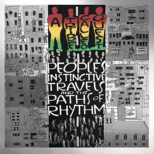 A Tribe Called Quest - People's Instinctive Travels and the Paths of Rhythm (25th Anniversary Edition) (Jive Records). 2015
