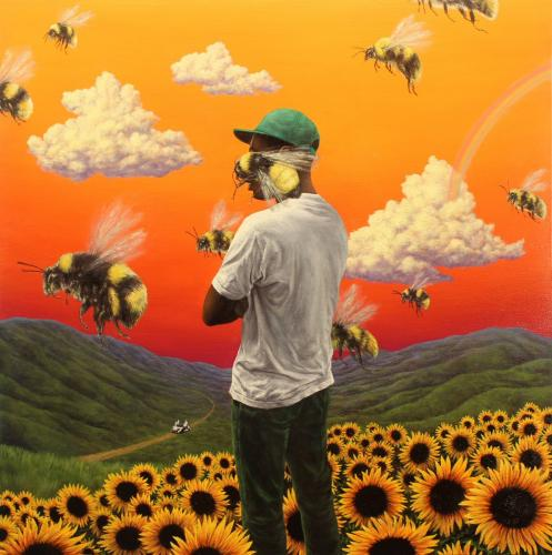 Tyler, The Creator - Flower Boy (Columbia). 2017